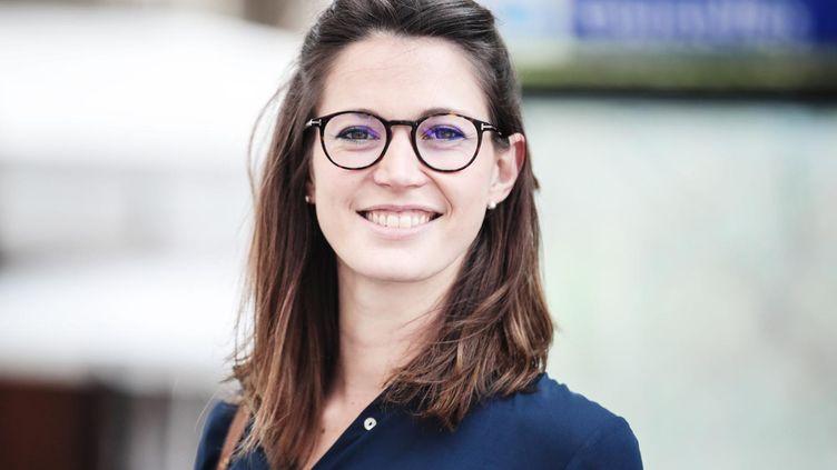 Aurélie Bresson, présidente de la Fondation Alice Milliat.