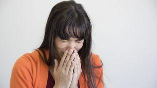 Dans les grandes villes, la pollution augmente le risque d'allergies. (ERIC AUDRAS / ONOKY)