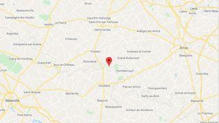 Le Souich (Pas-de-Calais) (GOOGLE MAPS)