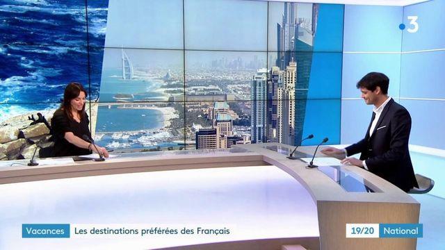 Vacances de Noël : les destinations des Français en 2020