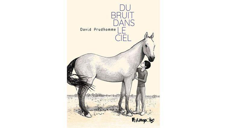 ...ET LE CALME SUR TERRE (DAVID PRUDHOMME, FUTUROPOLIS)