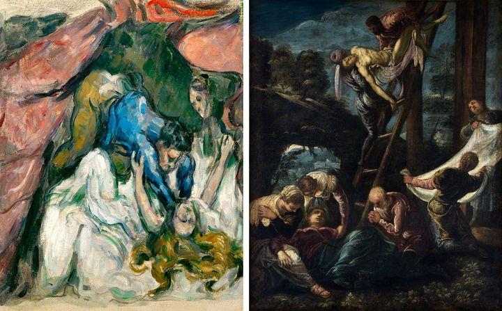 Cezanne Et L Italie Au Musee Marmottan La Peinture De La Touche De La Couleur Et De L Emotion