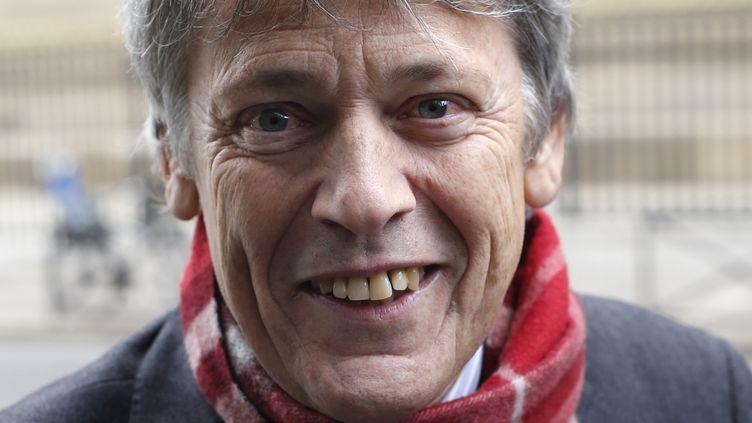 Jean-Jacques Chaban-Delmas, le fils de Jacques Chaban-Delmas, ancien maire de Bordeaux. (THOMAS SAMSON / AFP)