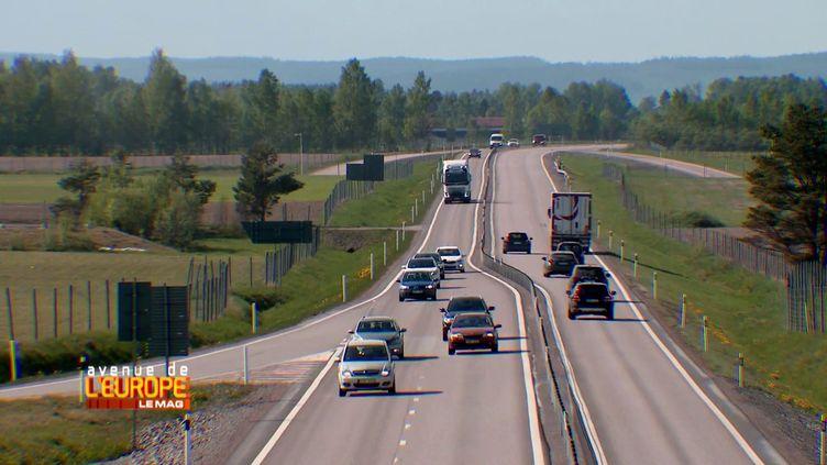 """Avenue de l'Europe. Sécurité routière : qu'est-ce que la """"vision zéro"""" suédoise ? (FRANCE 3)"""