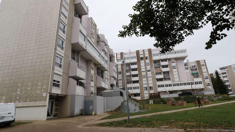 Le quartier de Planoise, à Besançon (Doubs), le 24 septembre 2019. (MAXPPP)