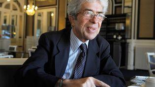 Le juge Jean-Michel Lambert au Mans (Sarthe), le 1er septembre 2014. (JEAN-FRANCOIS MONIER / AFP)