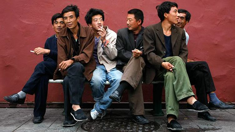 Mingongs (REUTERS/Jason Lee)