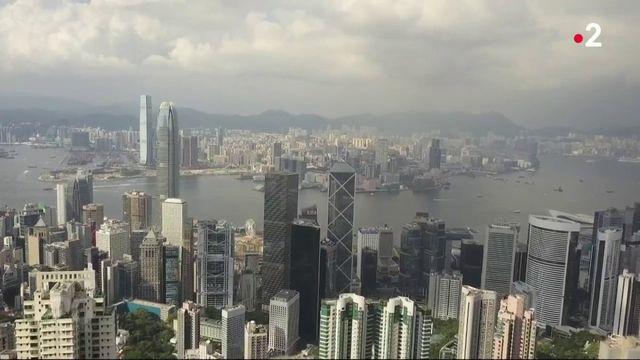 Crise à Hong Kong : l'économie au ralenti
