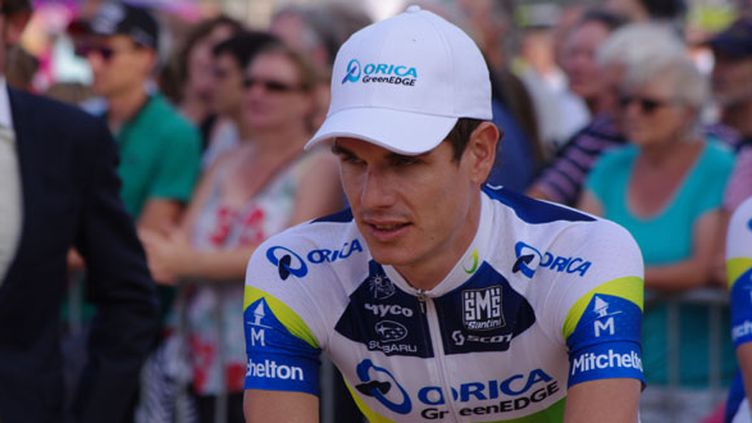 Le Sud-Africain Daryl Impey