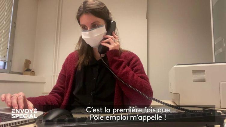 """Embauchée comme conseillère Pôle Emploi, une journaliste d'""""Envoyé spécial"""" découvre des chômeurs oubliés (ENVOYÉ SPÉCIAL  / FRANCE 2)"""