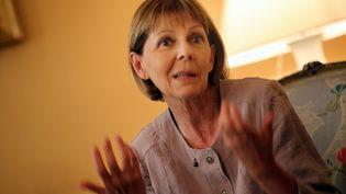 Josiane Chevalier, préfète du Grand-Est et du Bas-Rhin, le 1er septembre 2014. (PHILIPPE ROUAH / MAXPPP)