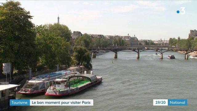 Tourisme : Paris désertée par les visiteurs étrangers