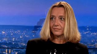 Virginie Despentes  (Capture d'image France3/Culturebox)