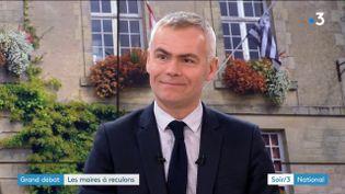 Christophe Bouillon, député PS (France 3)
