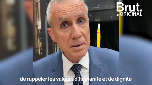 Ancien procureur de la République de Paris, il a vécu les attentats du 13 novembre 2015 au plus près. Comment il l'a vécu, l'enjeu du procès, l'état des services de renseignement français... 9 questions à François Molins, procureur général près la Cour de cassation.