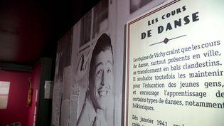 """""""Vous n'irez plus danser ! Les bals clandestins 1939-1945"""" (CAPTURE D'ÉCRAN FRANCE 3 / F. CERONI)"""