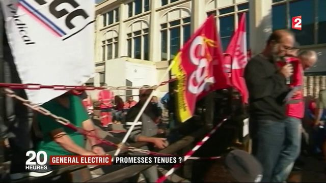 General Electric : promesses tenues ?