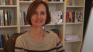 Isabelle Stouflet, éditrice, Gallimard Jeunesse, cllection Scripto  (Gallimard Jeunesse)