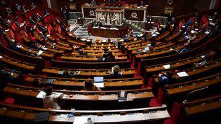Le 17 juin, les députés seront saisis d'un projet de loi permettant de prolonger l'état d'urgence sanitaire. (CHRISTOPHE ARCHAMBAULT / POOL)