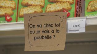 Le supermarché anti-gaspi qui vend des produits périmés (ENVOYÉ SPÉCIAL  / FRANCE 2)