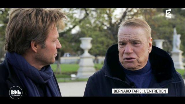 """VIDEO. """"La plus belle cure de chimio que j'ai jamais reçue"""", dit Bernard Tapie à propos du  soutien des supporters de l'OM"""