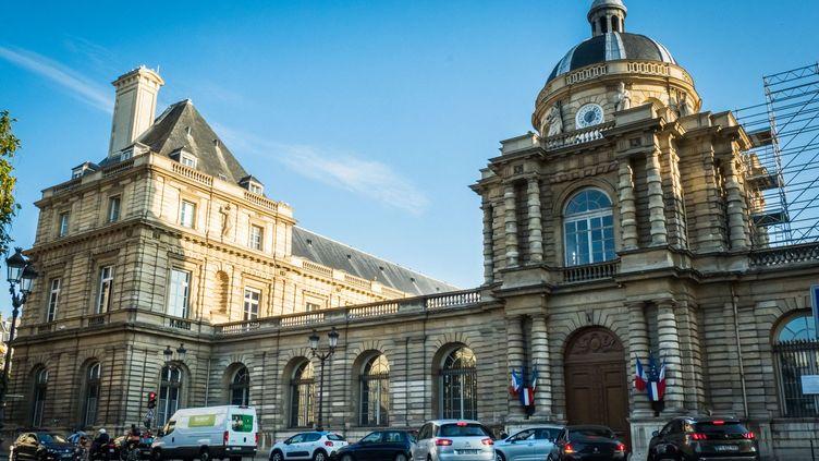 Le palais du Luxembourg, siège du Sénat. (JEAN-FRANCOIS FERNANDEZ / RADIOFRANCE)