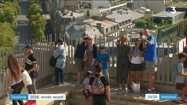 Tourisme : 2018, une année record