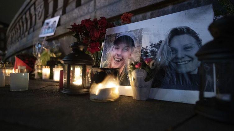 Les deux victimes, deux jeunes femmes scandinaves, ont été tuées alors qu'elles faisaient un trek dans le Haut-Atlas, le 28 décembre 2018 (THOMAS SJOERUP / RITZAU SCANPIX)