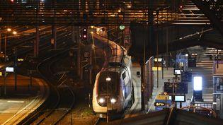 Le train de nuit Paris-Munich-Vienne doit faire son retour en décembre 2021. Photo d'illustration. (FREDERICK FLORIN / AFP)