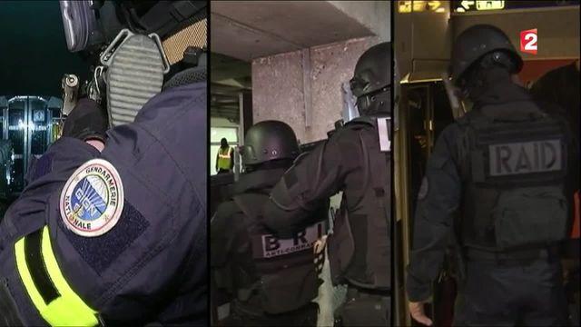 Menace terroriste : simulation d'attaque à la gare Montparnasse