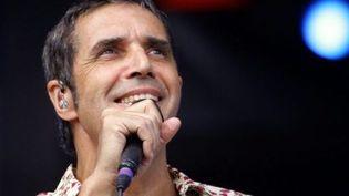 Julien Clerc sur scène. 2006.  (AFP - André Durand)