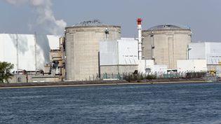 Le décret de fermeture de la centrale nucléaire de Fessenheim a été publié le 9 avril 2017, mais la mise en œuvre n'interviendra pas avant 2020. (MAXPPP)