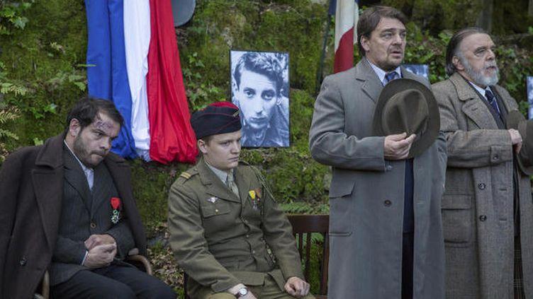 """La première partie de la dernière saison d""""'Un village français"""" est diffusée sur France 3 le 25 octobre  (Angela ROSSI/ FTV)"""