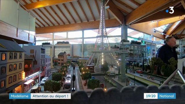 Vosges : à la découverte du musée du train