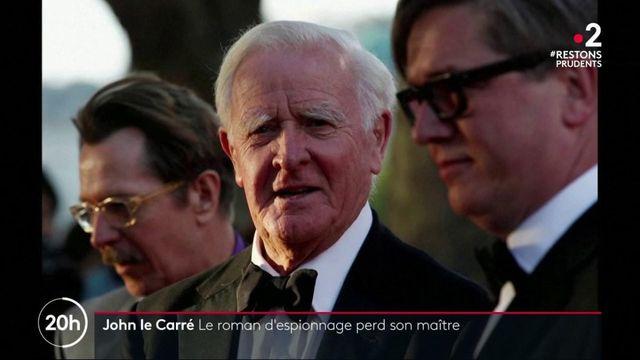 John Le Carré : décès du maître du roman d'espionnage