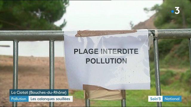 Pollution dans les Bouches-du-Rhône : les calanques souillées