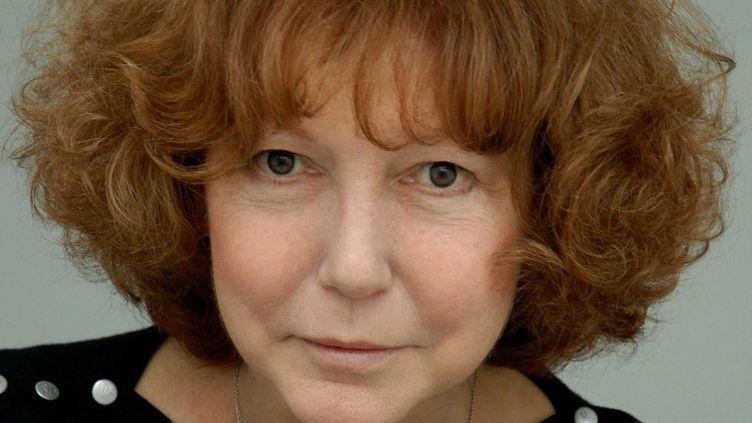 L'écrivain Anne Wiazemsky  (sacha)