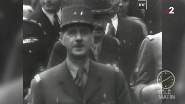26 août 1944 : jour de gloire pour le général de Gaulle