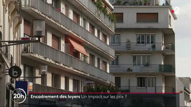 Immobilier : une baisse des loyers parisiens enregistrée en 2020
