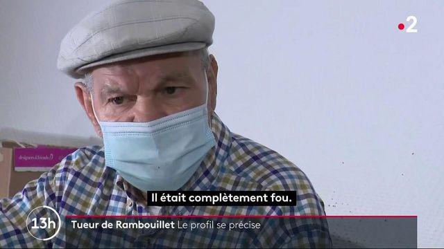 """Attaque de Rambouillet : le père de l'assaillant décrit un homme """"complètement fou"""""""