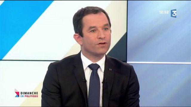 Dimanche en politique : Benoît Hamon invité