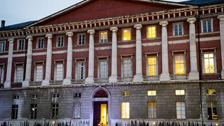 Le palais de justice de Chambéry où est entendu lundi 5 février Nordahl Lelandais. (MAXPPP)