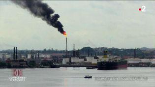 Complément d'enquête. Climat : les pétroliers savaient (COMPLÉMENT D'ENQUÊTE/FRANCE 2)