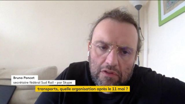 Quelles mesures sanitaires mises en place pour un retour du trafic SNCF ?