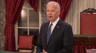 Le vice-président des Etats-Unis, Joe Biden, le 3 janvier 2017. (JEFF MALET / NEWSCOM / SIPA)