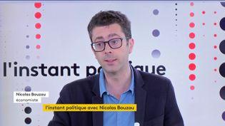 Nicolas Bouzou (FRANCEINFO)
