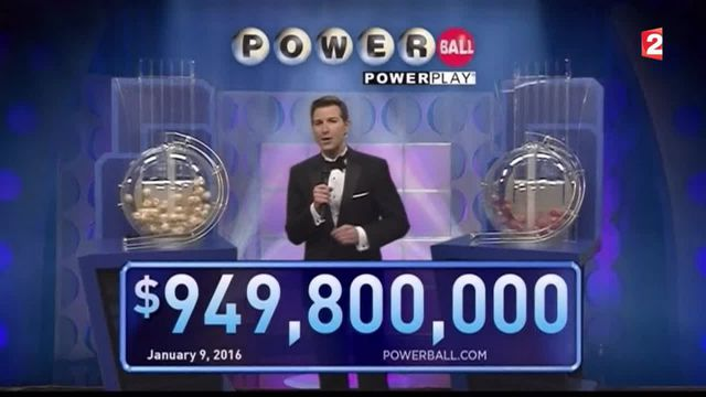 États-Unis : une loterie à 1,5 milliard de dollars