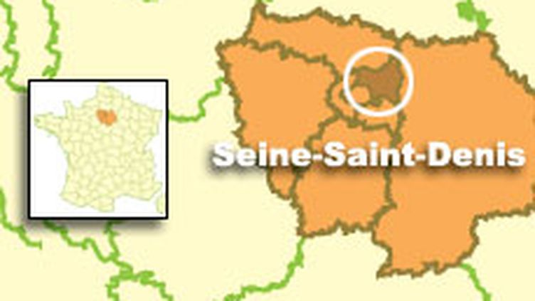 Le préfet de Seine-Saint-Denis Christian Lambert s'est rendu sur les lieux du sinistre.
