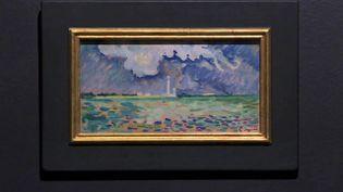 """Exposition """"Voyage en terre inconnue : Boudin, Renoir Signac... en Cotentin"""" au musée Thomas Henry de Cherbourg  (France 3 Normandie)"""