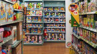 Un magasin La grande récré à Paris, le 22 janvier 2020. (RICCARDO MILANI / HANS LUCAS / AFP)